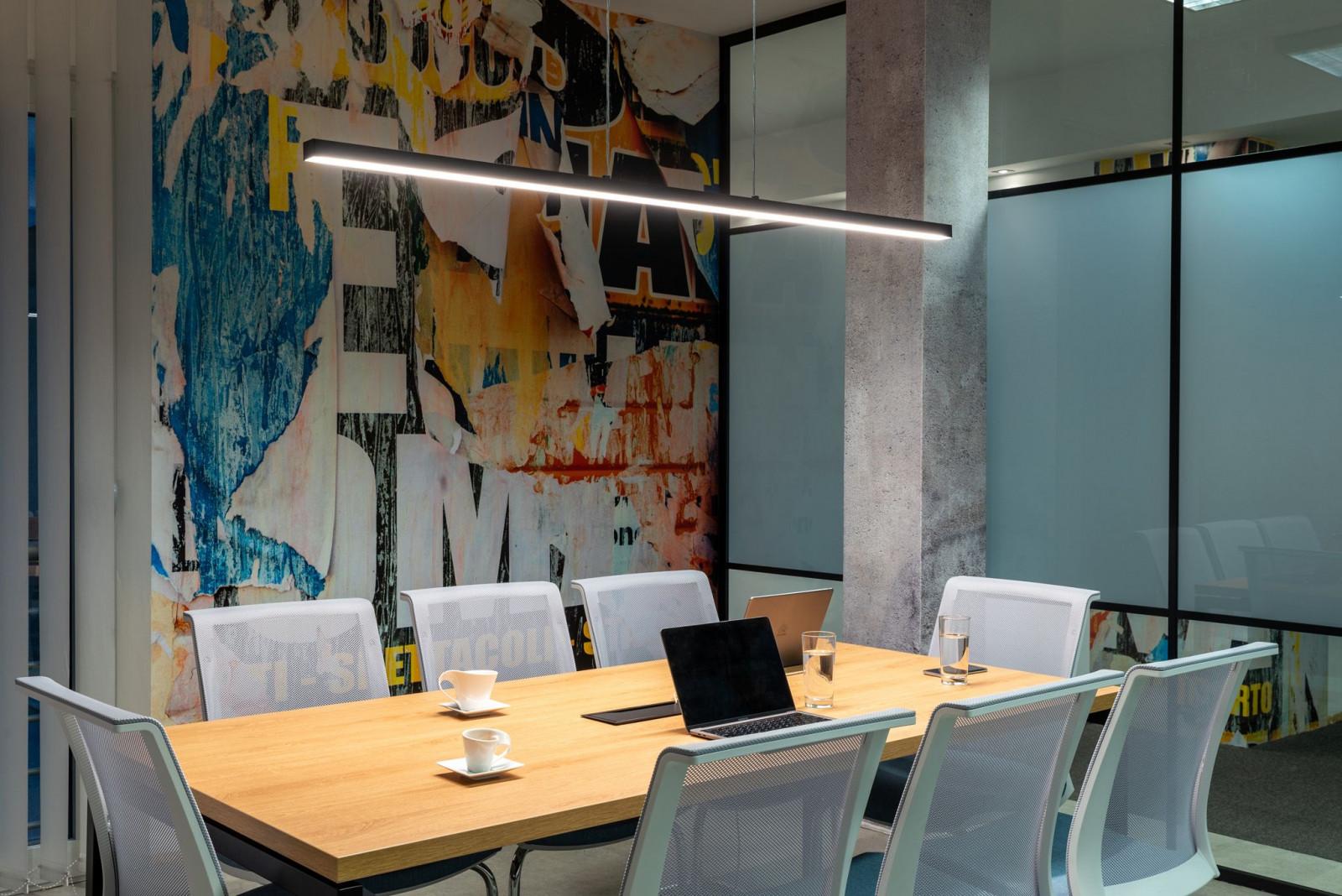 ICF Tech Hungary // Interior Branding // Informatikusok közösségi terei - Office Branding Különdíj 2020